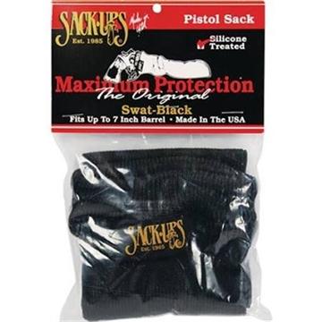 "Picture of Sack-Ups Pistol Case 13-1/2"" Swat Blk"