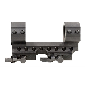 "Picture of Samson Dmr1-0 Ring And Base Set 1"" Dia 0"" Offset Quick Release Style Blk"