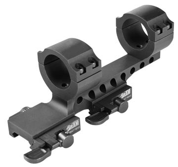 "Picture of Samson Dmr1-2 Ring And Base Set 1"" Dia 2"" Offset Quick Release Style Blk"