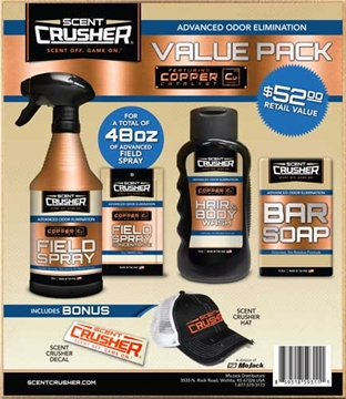 Picture of Scent Crusher Copper Field Spray Value PA