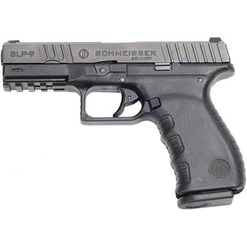 Picture of Schmeisser Pistol Slp9 9Mm 17Rd Blk