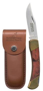 Picture of Schrade Bear Paw Folding Knife Lb7