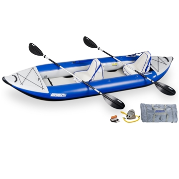Picture of Sea Eagle Explorer Inflatable Kayak 380Xk Deluxe