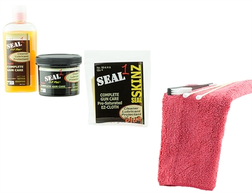 Picture of Seal 1  Complete Tactical Gun Care Kit  Universal