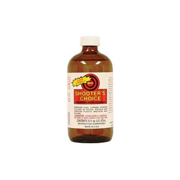 Picture of Shooters Choice Bore Clnr 16Oz 4Pk