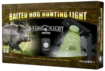 Picture of SI Outdoor Products Bt002 Boar Hunting Light 450/650 Lumens  Black