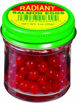 Picture of Siberian Radiant Salmon Eggs Red 1Oz Jar