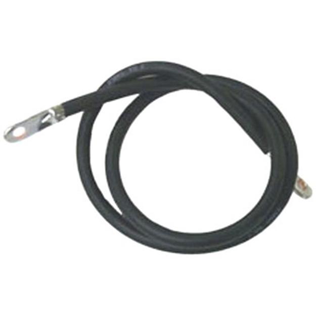 Sierra Bullets Batt Cables 2Ga 4Ft Bc88553
