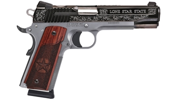 Picture of 1911 45Acp Texas Silver Bl/Ss