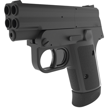 Picture of Signal 9 Defense 9 Reliant 380Acp Blk W/ Red Laser