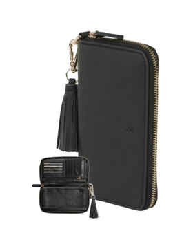"""Picture of Signature Products Group Alexandria Wallet 7X4"""" Black"""