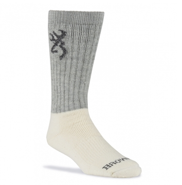 Picture of Signature Products Group Big Bertha Men's Sock L Mon Gry