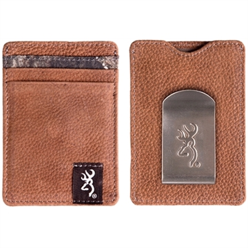 Picture of Signature Products Group Bkmrk Front Pocket Wallet Moinf
