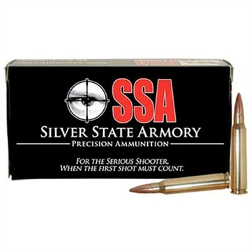 Picture of Silver State Armory 5.56Mm 55Gr BT 20Ct
