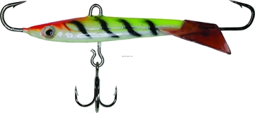 Picture of Sitka Jigging Minnow Size 7 2Pk Chartreuse  Shad Glow