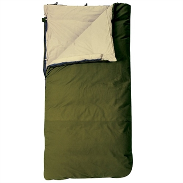 Picture of Slumberjack Country Squire 0 Degree Right Zip Sleeping Bag