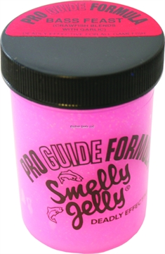 Picture of Smelly Jelly Pro Guide 4Oz Bass Feast Crawfish Blends/Gar