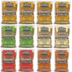Picture of Smokehouse All Natural Flavored Wood Chunks 12 Pack Assorted