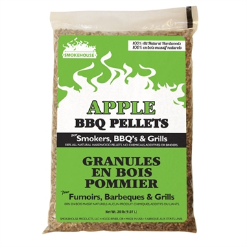 Picture of Smokehouse Bbq Pellets 20Lb Bag Apple