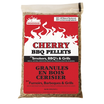 Picture of Smokehouse Bbq Pellets 20Lb Bag Cherry