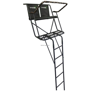 Picture of Sniper The Double Down - 17' Ladderstand