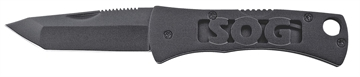 """Picture of S.O.G Ff91cp Micron II Folder 2.25"""" 420 Stainless Tanto Stainless Steel"""