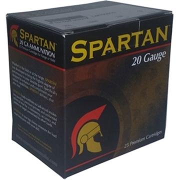 Picture of Spartan Ammunition 20Ga 23/4 21/2 7/8Oz Sa209