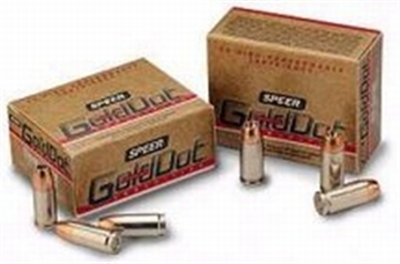 Picture of Cci Ammo 45 Acp 230Gr Golddot HP