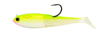 "Picture of Spooltek Pro Series Fatty Swimbait, 4"", 1/2 Oz, 6/0 Hook, Electric Ladyfish, Sinking"