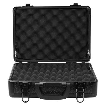 Picture of Sportlock Alumalock Double Handgun Case Black