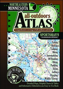 Picture of Sportsmans Connection All Outdoors Atlas Northeastern Minnesota