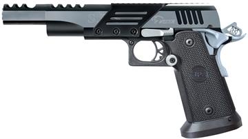Picture of Sps Metro Vista Long Semi Auto Pistol 38 Super, 5.5 In, Poly Grp, 21+1 Rnd, Scope Mount, Blk Frame