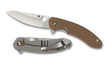 Picture of Spyderco   Southard Folder G-10 Plain