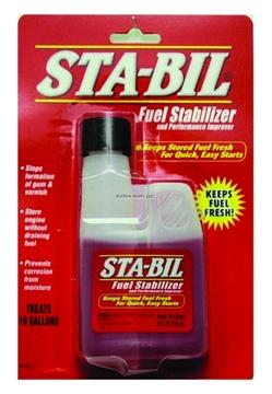 Picture of Sta-Bil Fuel Stabilizer 4Oz, Built-In Measurer