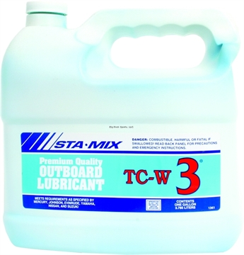 Picture of Sta-Mix Tcw-Iii Motor Oil Gallon