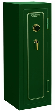 Picture of Stackon 14 Gun Fire Safe Dial Green