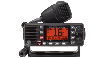 Picture of Standard Horizon 25W Fixed Mount Vhf Black