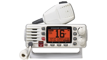 Picture of Standard Horizon 25W Fixed Mount Vhf White