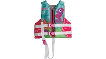 Picture of Coleman Puddle Jumper Child Hydroprene Life Jacket-Seahorse