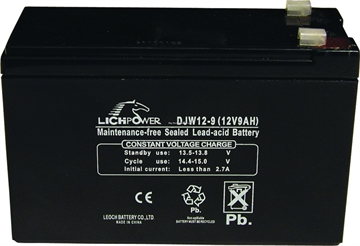 Picture of Strikemaster 9Amp Battery For Electric Power Augers