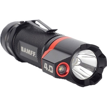 Picture of Striker Concepts Bamff 4.0 400 Lumens Dual Cree Led Flshlght W/Flood