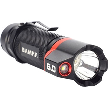 Picture of Striker Concepts Bamff 6.0 600 Lumens Dual Cree Led Flshlght W/Flood
