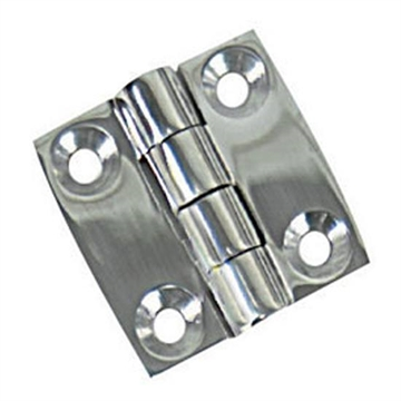 """Picture of Suncor 1.5""""X1.5"""" Hinge 316 SS HD"""