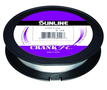 Picture of Sunline Assassin FC Fluorocarbon Line 12Lb Clear 225Yd