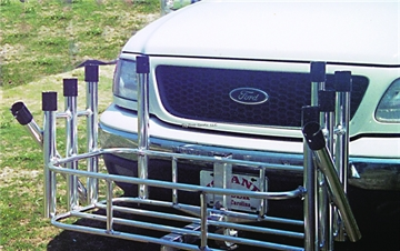 Picture of Fish-N-Mate 10-Rod Cooler Rack Receiver Mount