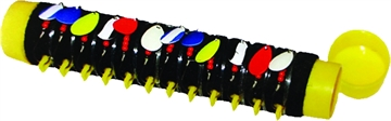 Picture of Tackle Tamer 12 Snell Holder Black & Yellow