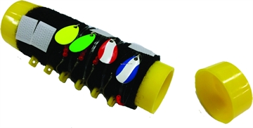 Picture of Tackle Tamer 6 Snell Holder Black & Yellow
