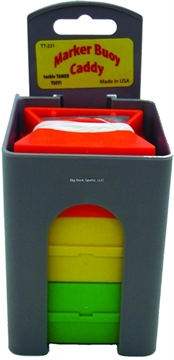 Picture of Tackle Tamer Marker Buoy 3Pk W/Caddy