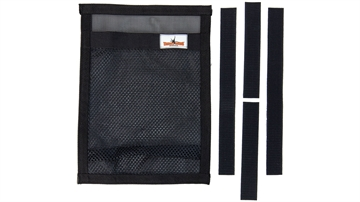Picture of Tackle Webs 10X12 Black Hoop & Loop