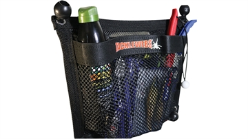 Picture of Tackle Webs 12X10 Black Bungee